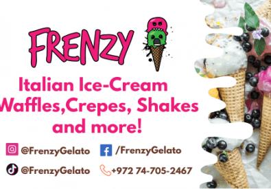 Frenzy – فرينزي