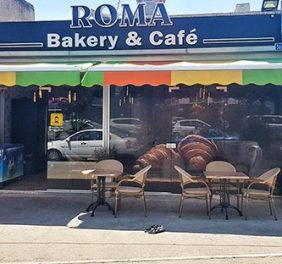 Roma Bakery & Cafe مخبز وكافيه روما
