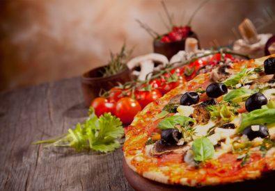 بيتزا الحارة – Pizza Al-Hara