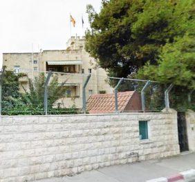 Spanish Consulate in East Jerusalem