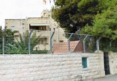 Spanish Consulate in East Jerusalem
