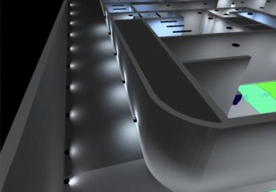 مكتب عميكو لتصميم وتنفيذ الاعمال الكهربائية...